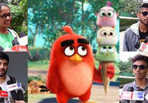 The Angry Birds 2 Public Review: Kapil Sharma   Kiku Sharda   Archana Puran Singh
