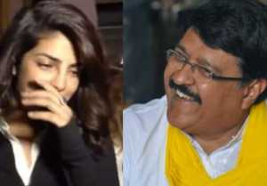 Priyanka Chopra again gets emotional for father Ashok Chopra; Here's why