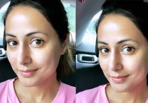 Hina Khan kick starts Vikram Bhatt's Film, She shares selfie to announcing this