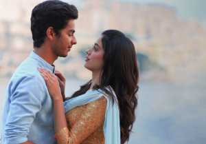 Jhanvi Kapoor gets sweet comment from Ishaan Khatter: Check Out