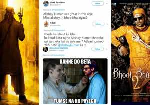Akshay Kumar's fans LASHES OUT on Kartik Aaryan's Bhool Bhulaiyaa 2