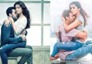 Prabhas & Shraddha Kapoor copy Aishwarya Rai Bachchan & Ranbir Kapoor in Saaho new poster