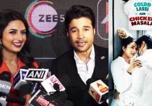 Divyanka Tripathi & Rajeev Khandelwal open up on Ekta's Coldd Lassi aur Chicken Masala