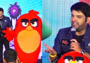 Kapil Sharma talks on his character Red in Hindi version of Angry Birds 2;Watch video
