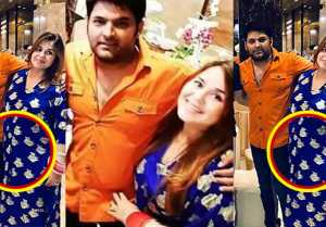 The Kapil Sharma Show: Kapil Sharma & Ginni Chatrath attend friend's baby shower party