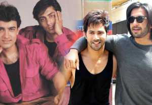 Ranveer Singh & Varun Dhawan to star in THIS iconic film's remake; But there is a twist