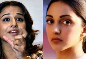 Vidya Balan reacts on Kiara Advani's Preeti character in Kabir Singh