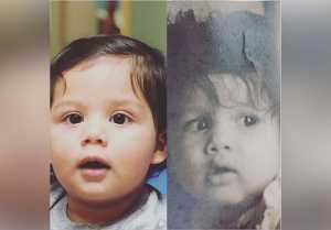 Shahid Kapoor compares his childhood photo with son Zain Kapoor; Check out