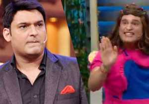 The Kapil Sharma Show: Krushna Abhishek makes fun of Kapil Sharma during show
