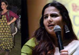 Vidya Balan breaks silence on her pregnancy news after Mission Mangal Success