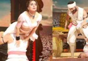 Nach Baliye 9: Kundali Bhagya Actress Shraddha Arya gets INJURED While Performing