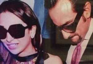 Karishma Kapoor celebrates Saif Ali Khan's birthday with this throwback photo; Check out