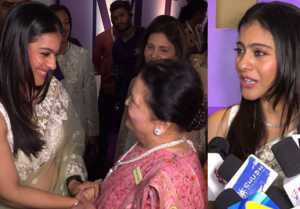 Kajol talks on women entrepreneurs at Exhibition ;Watch video
