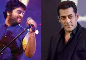 Salman Khan FINALLY forgives Arijit Singh after long time; Here's Why