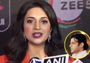 Divyanka Tripathi reacts on Karan Patel's EXIT from Yeh Hai Mohabbatein; Watch video