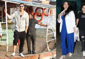 Akshay Kumar & Kiara Advani busy shooting for Laxmmi Bomb: Watch Video