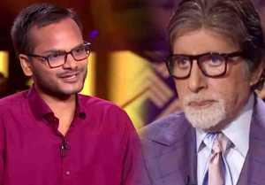 KBC 11: Sanoj Raj opens up on winning 1 crore in Amitabh Bachchan's show