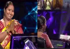KBC 11: Babita Tade gets This gift from Amitabh Bachchan during show