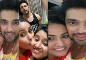 Erica Fernandes MISSING from Kasauti Zindagi Kay star Parth Samthaan's house party