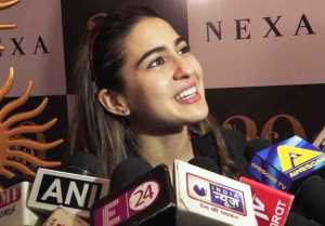Sara Ali Khan talks about her IIFA debut ;Watch video