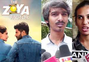 The Zoya Factor Public Review: Sonam Kapoor | Dulquer Salmaan