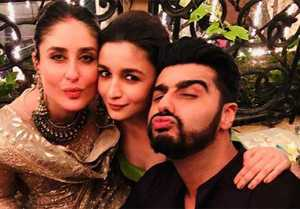 Kareena Kapoor Khan gets TROLL by Arjun Kapoor on her birthday; Check Out Here