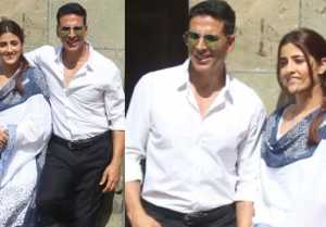 Akshay Kumar to romance with Kriti Sanon's sister Nupur Sanon for first music video; Watch