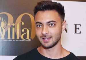 Salman Khan's brother in law Aayush Sharma talks about his IIFA debut ;Watch video