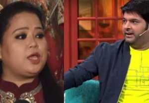 Bharti Singh makes big revelation on Kapil Sharma's life