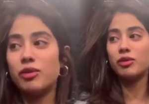 Jhanvi Kapoor shares her weird superstition for Sonam Kapoor's The Zoya Factor