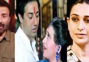 Sunny Deol & Karishma Kapoor face charges for their 22 years ago train chain pulling