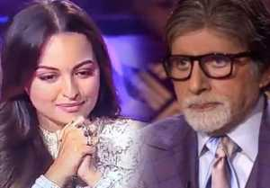 KBC 11: Sonakshi Sinha trolled for not giving answer of Amitabh's Ramayana Question