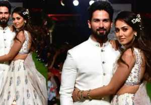 Mira Rajput & Shahid Kapoor invited to attend for Milan Fashion Week 2019