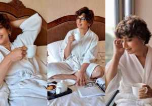 Sonali Bendre shares her relaxing moment in latest instagram post