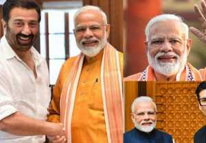 Sunny Deol, Vivek Oberoi & others wish PM Narendra Modi on his birthday