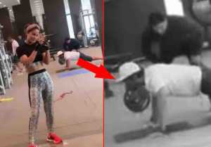 Hina Khan finds new Gym partner; Know here