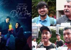 Pal Pal Dil Ke Paas Public Review: Karan Deol | Sahher Bamba | Sunny Deol