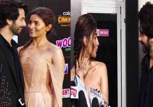 Alia Bhatt & Shahid Kapoor share cute bond at IIFA 2019;Watch video
