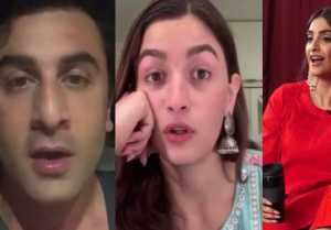 Alia Bhatt & Ranbir Kapoor reveals their lucky charms for Sonam Kapoor