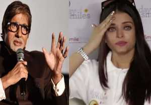 Amitabh Bachchan opens up on Aishwarya Rai Bachchan after discharged from Hospital