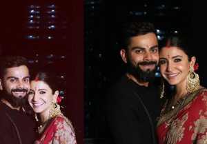 Anushka Sharma & Virat Kohli fast for each other on Karwa Chauth; Check Out Here