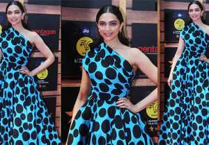 Deepika Padukone flaunts her classy look at Mami Film Festival; Watch video
