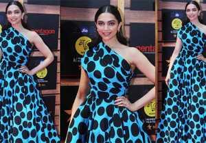 Deepika Padukone flaunts her classy look at Mami Film Festival; Watch video