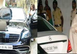 Jhanvi Kapoor's new car Mercedes-Maybach has a sweet connection to her mom Sridevi