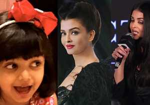 Aaradhya Bachchan reacts to Aishwarya Rai Bachchan's voice for Angelina Jolie's Maleficent