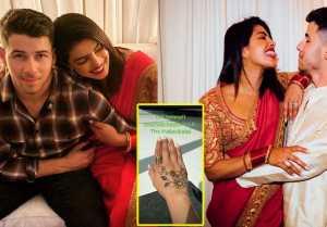 Priyanka Chopra celebrates first Karwa Chauth with Nick Jonas after wedding