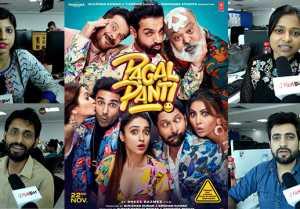 Pagalpanti Trailer Reaction |John Abraham, Anil Kapoor, Ileana D'Cruz, Kriti Kharbanda