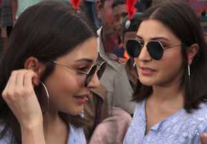 Anushka Sharma cast vote along with Parents in Mumbai; Watch Video