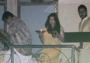 Aishwarya Rai Bachchan's old Karwa Chauth photos went viral with Abhishek Bachchan