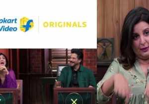 Farah Khan to take Bollywood Backbencher's class |Flipkart Video Originals;  Watch video
